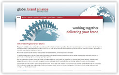 Global Brand Alliance Homepage