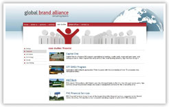 Global Brand Alliance Case Studies Page
