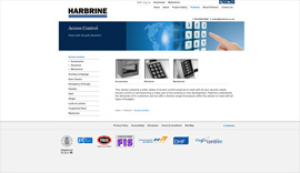 Harbrine Category Page