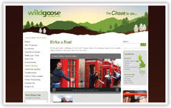 Wildgoose Gallery Page
